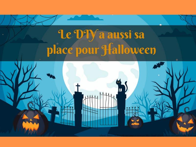 nuit halloween cimetière